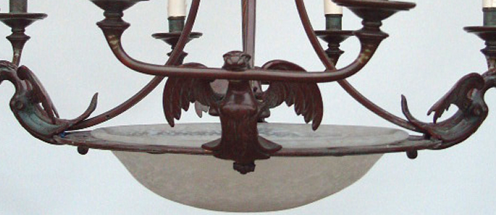 Edwardian Bathroom Ceiling Lights home - exeter antique lighting company