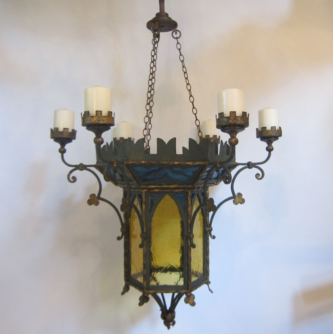 Gothic Ceiling Light Exeter Antique Lighting Company