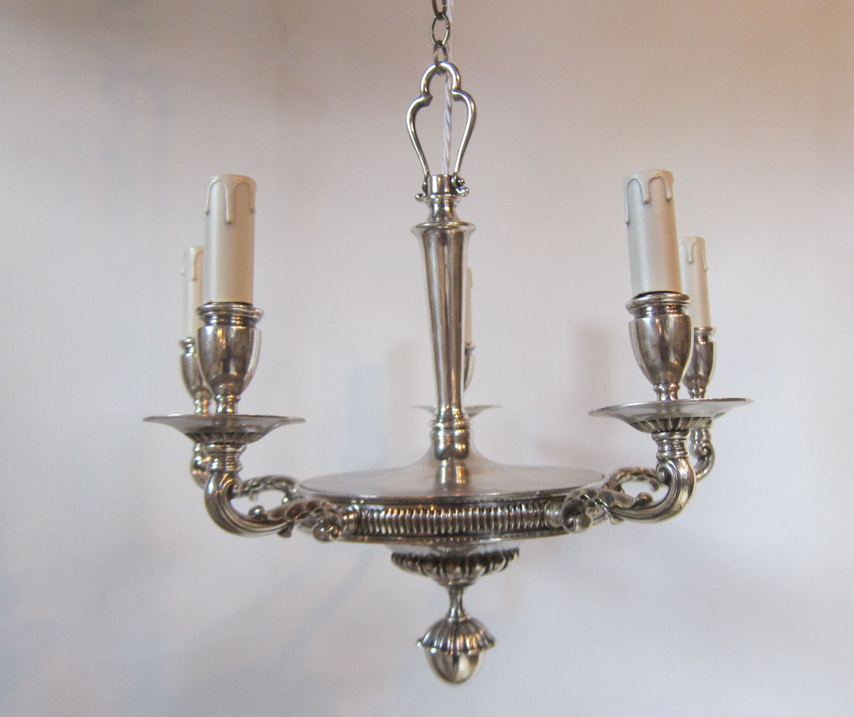 Five Arm Ceiling Light Exeter Antique Lighting Company