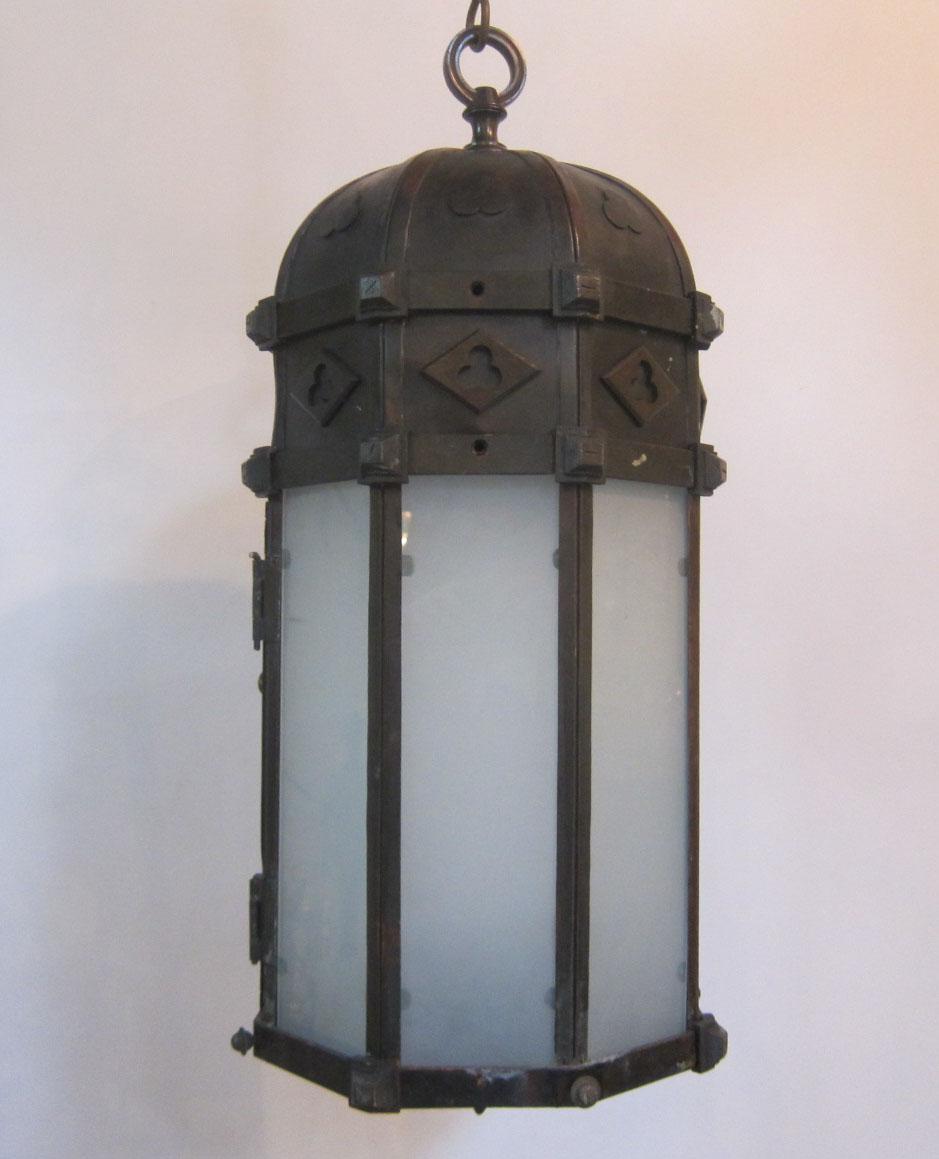 Large Gothic Lantern