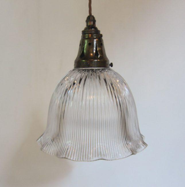 English pendant light