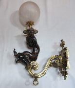Victorian wall light