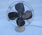 Large size table fan